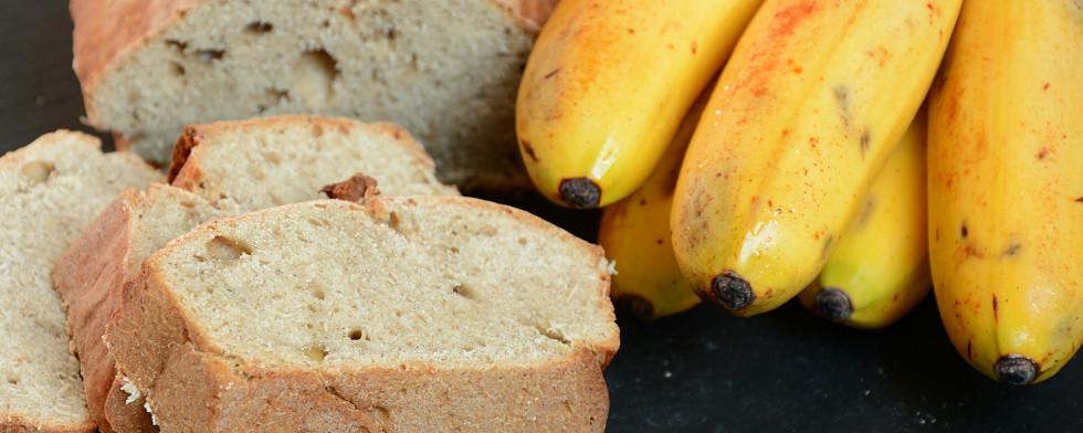 Bananenbrot ohne Zucker lesen
