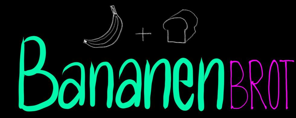 Bananenbrot ohne Zucker