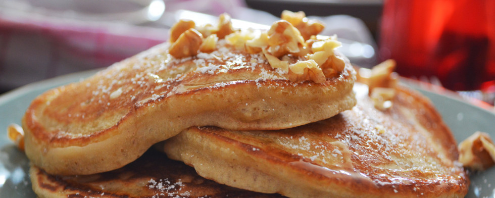 Pancakes ohne Milch und Ei lesen