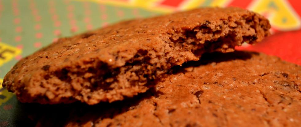 Vegane Schoko-Cookies lesen