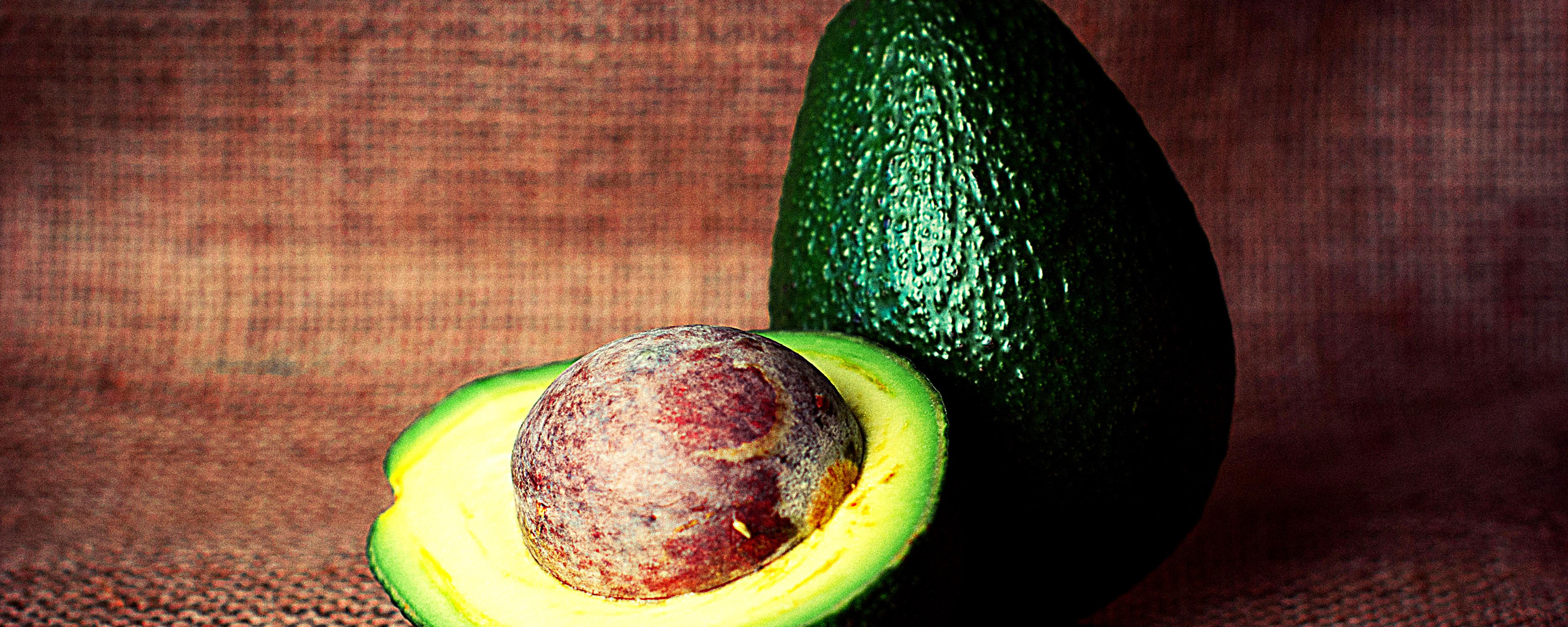 Avocados: Fettreich, aber gesund.