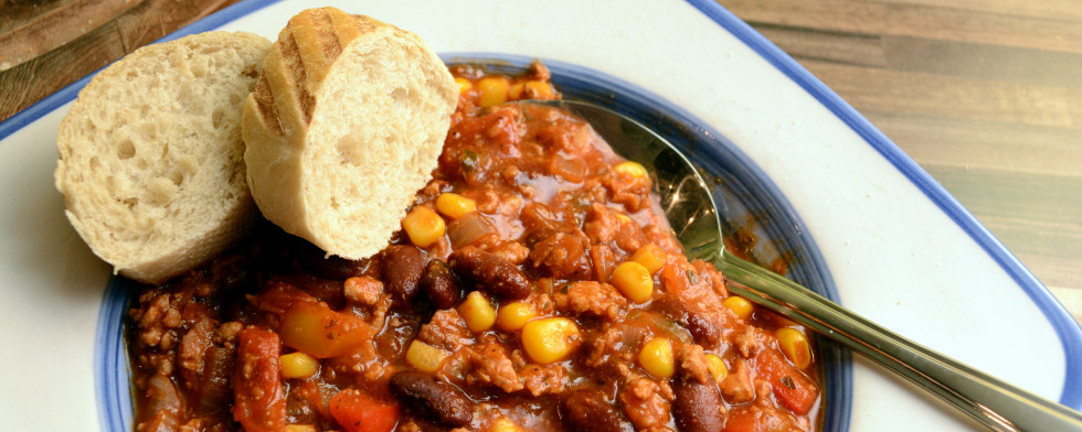 Chili sin Carne lesen