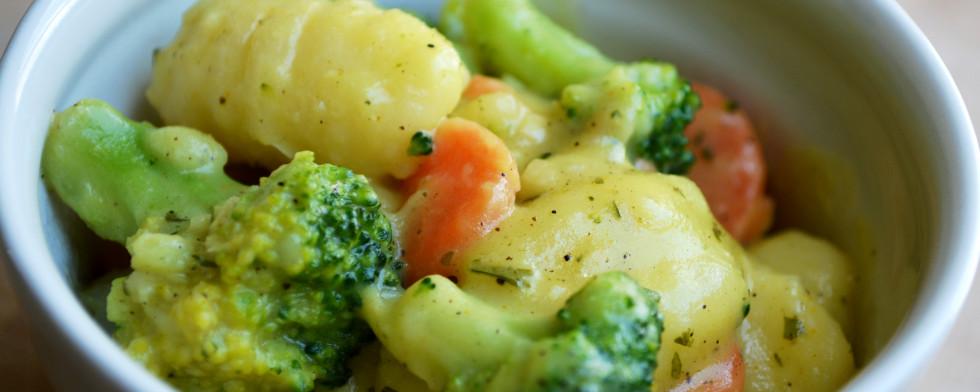 Gnocchi-Gemüse-Pfanne lesen