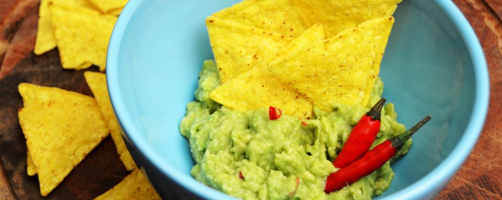 Perfekter Dip: Guacamole lesen