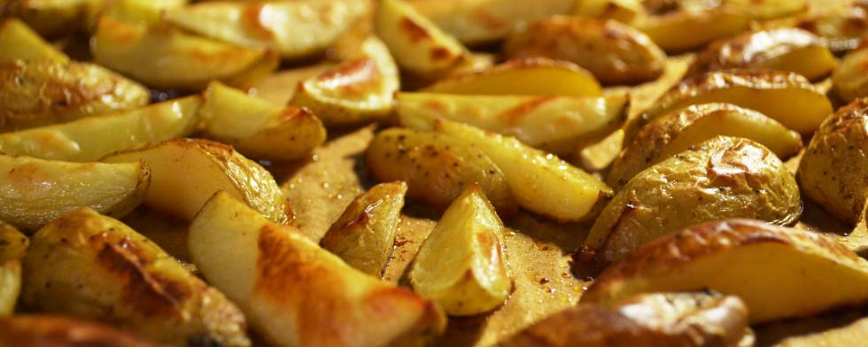 Kartoffelecken oder Wedges - der Partyknaller lesen