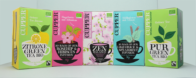 Cupper Tea Im Test Der Tee Mit Dem Löffel Veganesk