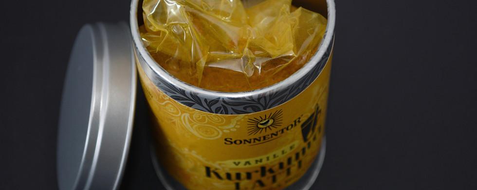 Kurkuma-Latte von Sonnentor lesen