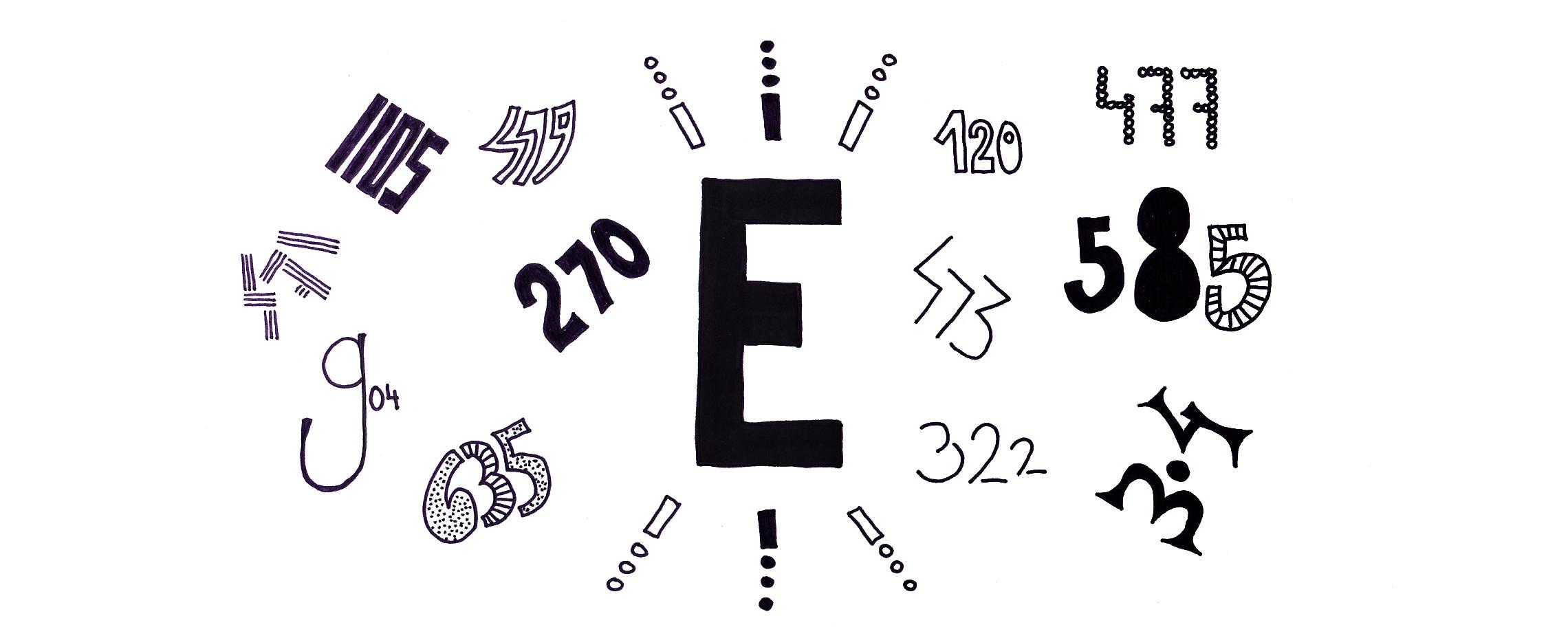 Wir behalten für euch den Durchblick im E-Nummern-Dschungel.