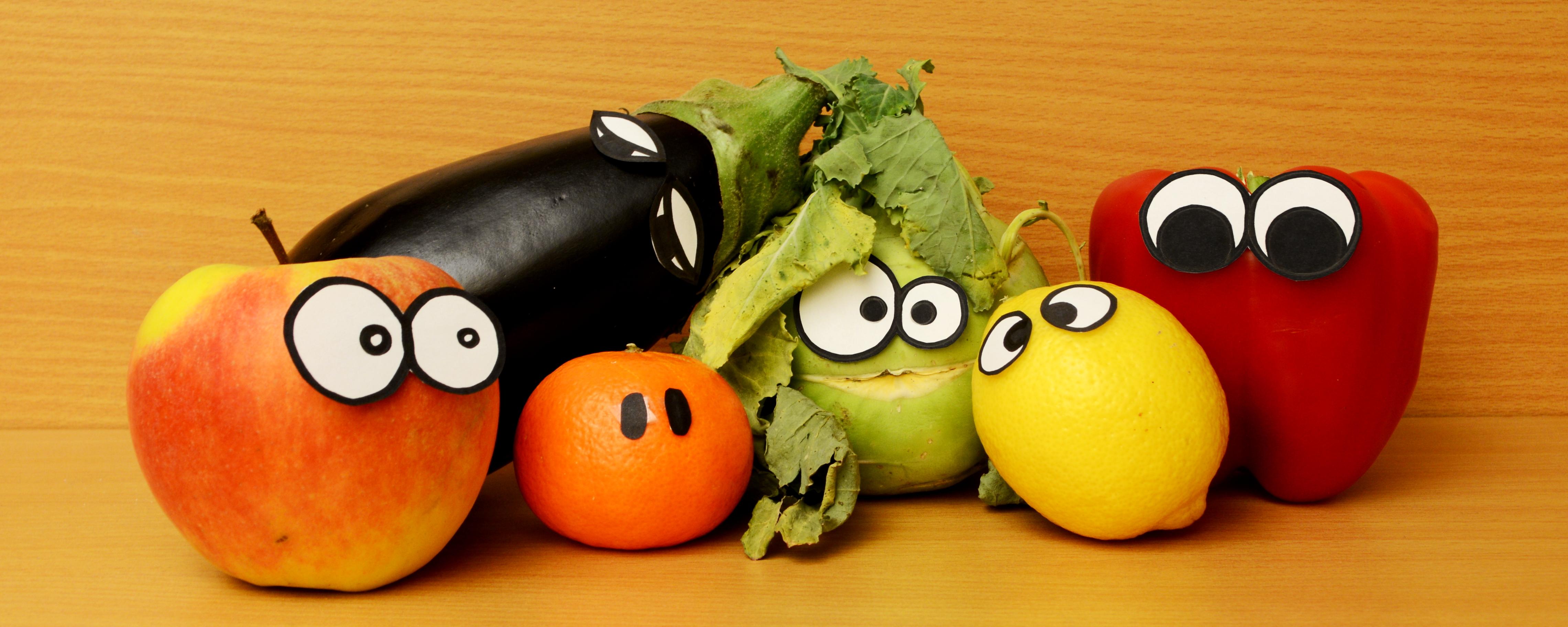 Wer ein rundum gesundes Leben führen möchte, braucht Vitamine - diese stecken vor allem in Obst und Gemüse.